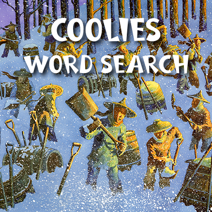 Coolies Word Search 438×438