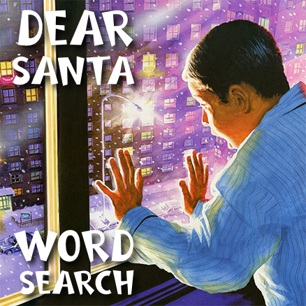 Dear Santa Word Search 438×438