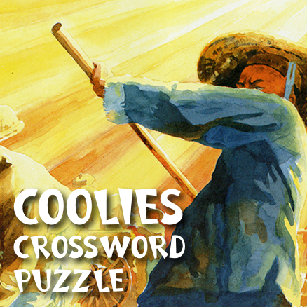 Coolies Cross Word 438×438
