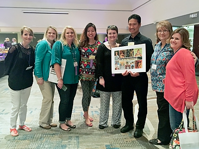 Chris, Yin & Friends at SCIRA Conference
